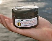 Small (2oz) Honey Love Microdermabrasion 3-in-1 cleanser, mask & exfoliator kit by Leahlani Skincare. $18.00, via Etsy.