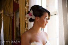 hawaiian wedding updos | Wedding Hair | Oahu, Hawaii Family & Wedding Photographer - Jennifer ...