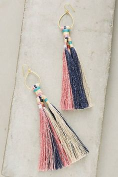 af8a5db6d9 Canyon Duster Drop Earrings Tassel Necklace