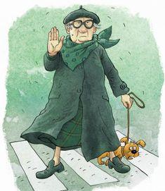 Бабушки-старушки - Ярмарка Мастеров - ручная работа, handmade