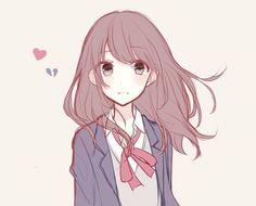 Kawaii girl image by Bishamon. Discover all images by Bishamon. Find more awesome anime images on PicsArt. Manga Font, Art Manga, Manga Drawing, Girls Anime, Kawaii Anime Girl, Manga Girl, Anime Chibi, Manga Anime, Anime Style