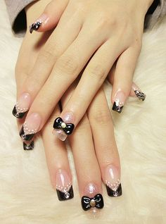 diy nail..beautiful