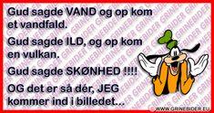 Kig forbi til en go griner på Danmarks sjoveste side