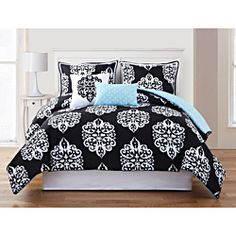 Reversible Bedding Set Tropical Leaf Luxury Duvet Quilt Cover Twin Queen King US in Home & Garden, Bedding, Duvet Covers & Sets