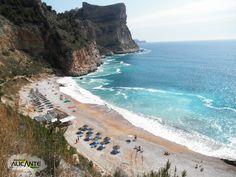 Cala Moraig, #Benitachell #Benitatxell, #CostaBlanca, #Alicante, #España #Spain. #Playa #Beach