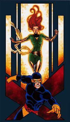 Phoenix & Cyclops
