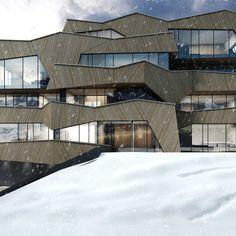 projektiranje luksuznih apartmajev