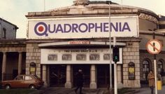 Quadrophenia showing at Dublin Cinema in 1979 Vintage Movie Theater, Vintage Movies, Fred Perry Polo Shirts, Mod Girl, Rock N Roll Music, Sean Connery, Great Films, Back In The Day, Old Pictures