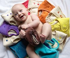 House of Lingzhi ♥: Cloth diapers