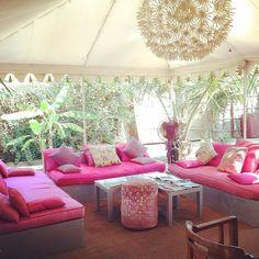 Chic lobby at Amarya Shamayana. #amaryashamayana #lobby #glamping #goa #india #beach #wanderloot Indian Interiors, Outdoor Furniture Sets, Outdoor Decor, Goa, Beach, Wedding, Color, Home Decor, Valentines Day Weddings