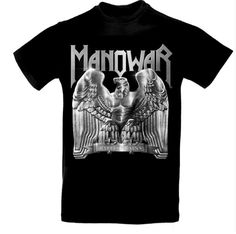 Image result for manowar t shirt