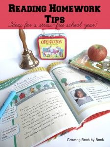 Back to school tips for getting reading homework done without all the stress this year. Your family will be so much easier when it comes time to do homework! Reading Resources, Reading Activities, Literacy Activities, Teaching Reading, Teaching Tools, Reading Homework, Get Reading, Back To School Hacks, School Tips