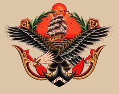 eagle anchor clipper ship
