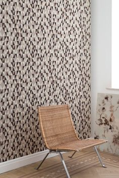 New geometric wallpaper Khroma Livium Arvid! Discover now and get inspired!!!