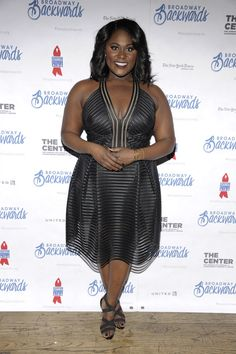 Danielle Brooks  - Danielle Brooks is the Curvy Style Maven of the Year