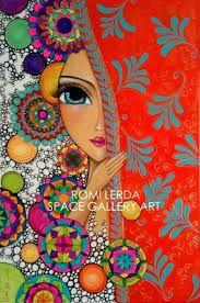 Crochet ideas that you'll love Turkish Art, Arte Popular, Art Journal Inspiration, African Art, Oeuvre D'art, Female Art, Art Pictures, Art Girl, Folk Art