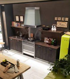Vendita cucine Febal: acquista arredo cucine Innovazione Ice Industrial Edition   Febal Casa