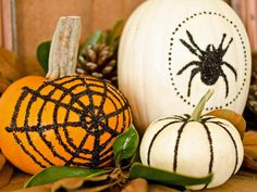 Whether you prefer your pumpkin carved, painted, glittered or decoupaged — it's simply not Halloween without one.