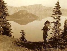 Klamath Indian Chief
