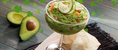 Spicy St. Patrick's Day Margarita Recipes - Avocados From Mexico