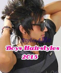 Boys Hairstyles 2015 | New Haircuts For Men And Young Boys