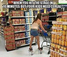 When you #hit the #stage in 10 minutes but your #kids need #cereal #LetsGetWordy
