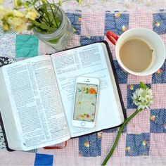 "Life is so short, and the gospel is so good. Why would we not share? // Well-Watered Women ""Share The Word""  How to use Instagram for the glory of God!"