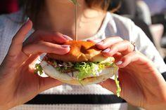 Burger, Henry Deane, Hotel Palisade, Millers Point, Sydney