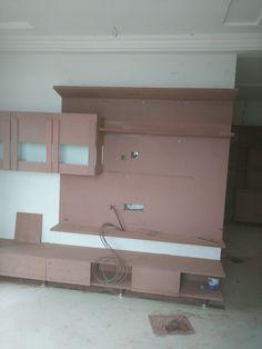 Tv Cabinet Design, Tv Wall Design, Tv Unit Design, Ceiling Design, Wardrobe Design Bedroom, Bedroom Bed Design, Room Partition Wall, Lcd Panel Design, Single Floor House Design