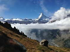 Have a nice weekend! #TGIF #Zermatt #Matterhorn