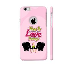 Quirky product on Colorpur Celebrate Your Lo.... Check out http://www.colorpur.com/products/celebrate-your-love-today-apple-iphone-6-6s-with-hole-for-logo-case-artist-designer-chennai?utm_campaign=social_autopilot&utm_source=pin&utm_medium=pin