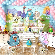 Lottie Dottie, Bookmarks Kids, Diy Birthday Decorations, Ideas Para Fiestas, Baby Shark, Alice, Happy Birthday, Baby Shower, Party