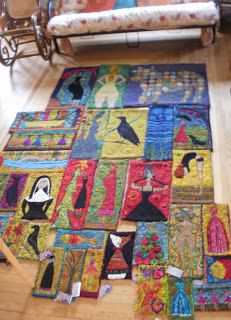 Laura Kenney Rugs Orted Kenny Rug Texture Hooking Patterns Textiles