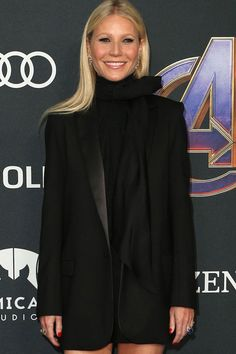 Gwyneth Paltrow's red carpet style. Click through to shop.