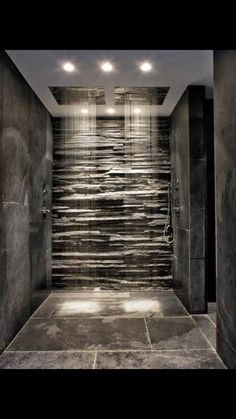 30 Luxury Shower Designs Demonstrating Latest Trends in Modern Bathrooms - {hash. - 30 Luxury Shower Designs Demonstrating Latest Trends in Modern Bathrooms – {hashtag} – - Rain Shower Bathroom, Man Cave Bathroom, Small Bathroom, Master Shower, Dyi Bathroom, Bathroom Hacks, Bathroom Storage, Shower Drain, Bathroom Layout