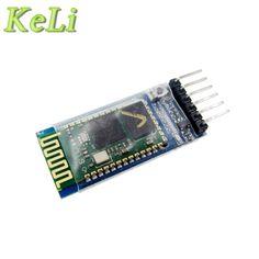 HC 05 RF Wireless Bluetooth Transceiver Slave Module / TTL to UART converter and adapter Gps Navigation, Wifi, Bluetooth, Consoles, Fun Gadgets, Tech Gadgets, Free Shipping, Game, Office Fun