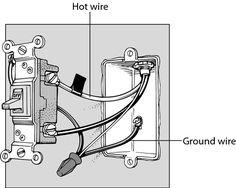 20+ Best Light switch wiring ideas   light switch wiring, light switch, home  electrical wiringPinterest