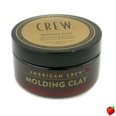 American Crew Men Molding Clay 85g/3oz #AmericanCrew #HairCare #MoldingClay #Valentines #FREEShipping #StrawberryNET #GiftIdeas #Giveaway