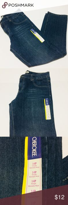 Cherokee Womens Jeans Sz. 14 P NWT Cherokee Women's jeans Condition: new  with tags