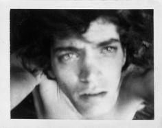 Robert Mapplethorpe, Untitled (self-portrait), 1972. Monochromatic dye diffusion transfer print (Polaroid), 3 1/4 × 4 1/4 in. (8.3 × 10.8 cm). Solomon R. Guggenheim Museum; gift, Robert Mapplethorpe Foundation. © Robert Mapplethorpe Foundation