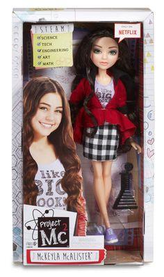 Amazon.com: Project Mc2 Core Doll - McKeyla McAlister: Toys & Games