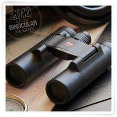 Leica Ultravid 10x25mm Compact Binoculars