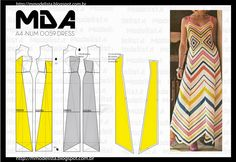 ModelistA: A4 NUME 0059 DRESS