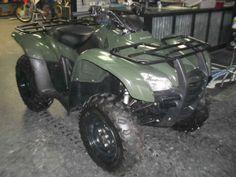 Used 2012 Honda FOURTRAX RANCHER 2X4 ES ATVs For Sale In Texas. 2012 Honda  Rancher 420 Electric Shift 2X4 ATV, 4 Stroke Quad 4 Wheeler, Electric Stu2026