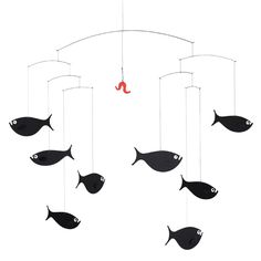 Shoal of Fish FLENSTED MOBILES | scope
