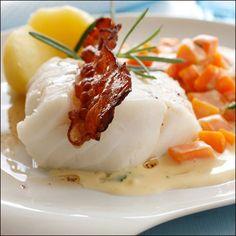 #food #fish cod #carrot