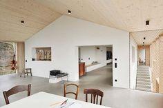 Hoy en el #blog  :: una #casa   #cascara  > > > > http://wp.me/p1lf61-LW #architecture   #arquitectura   #rehabilitacion   #ampliacion   #ampliacionindustrializada   #ampliacionmodular   #estructurademadera   #madera   #wood   #caparazón   #arquitecturamodusvivendi   #modusvivendiarquitectura   #modusvivendi   #modusvivendiarquitectos   #extension   #modularextension   #design   hausholen_by_jochenspecht_en_MODUS_VIVENDI_01