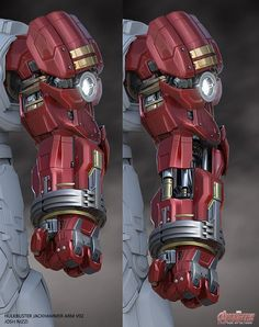 Enjoy a collection of Concept Art by Josh Nizzi made for Avengers: Age Of Ultron !