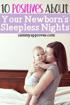 This is everything I needed to hear as a tired mom of a newborn! It's great to think of sleepless nights with your baby or toddler in a positive light. Parents really do reap benefits from staying up all night with baby. I would recommend this post to all mothers who are feeling down about yet another night with no sleep.