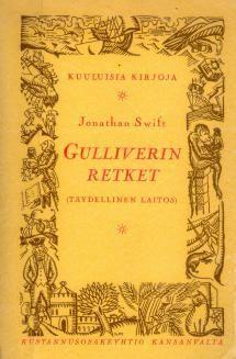 Gulliverin matkat kaukaisilla mailla   Kirjasampo.fi - kirjallisuuden kotisivu
